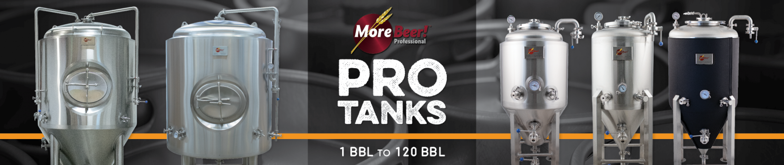 Brewing Brite Tanks